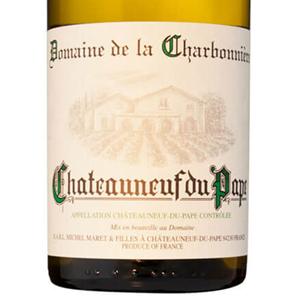 Charbonnière: Chateauneuf Blanc